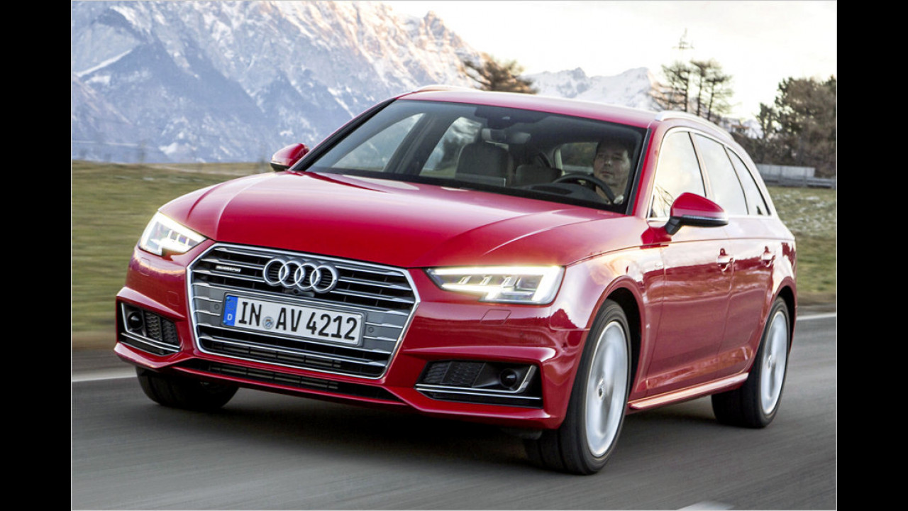 Audi: 67 Prozent