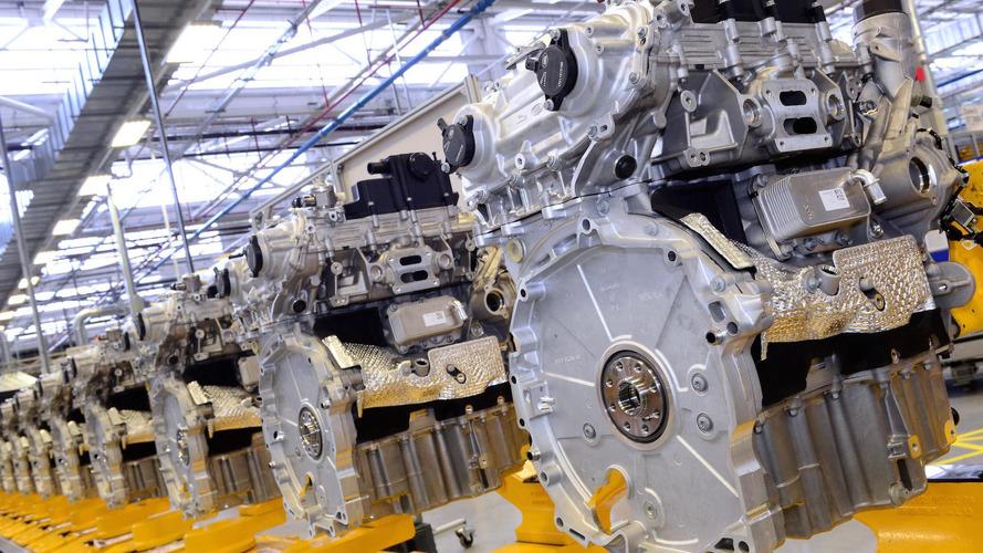 Jaguar Engine Production EMC