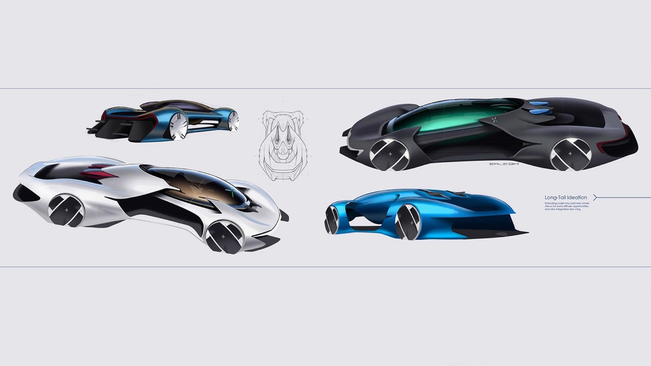 This Mclaren Hypercar Concept Would Be The Perfect P1