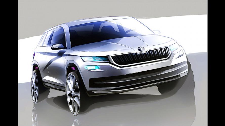 Wird das neue Tschechen-SUV doch ganz anders als gedacht?