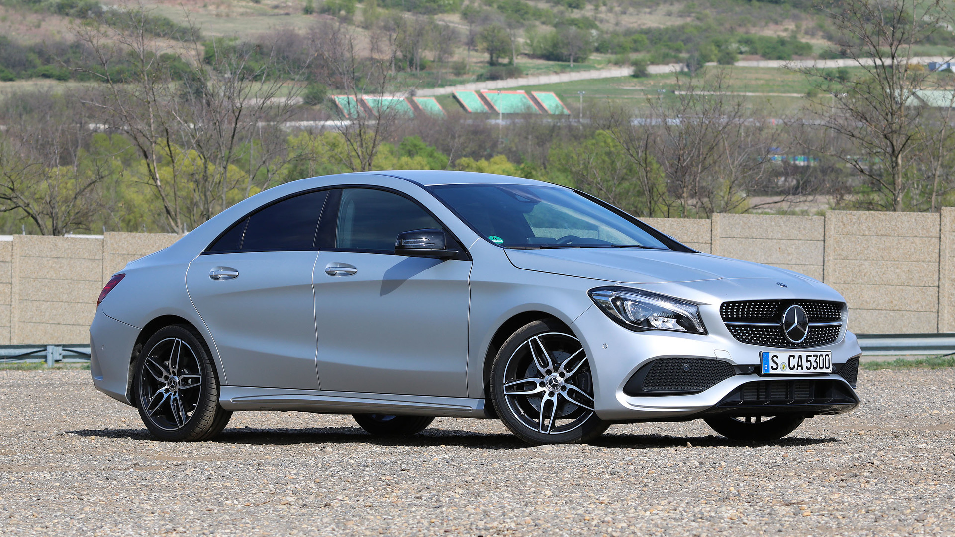 mercedes quarter wildsau cla review front benz price