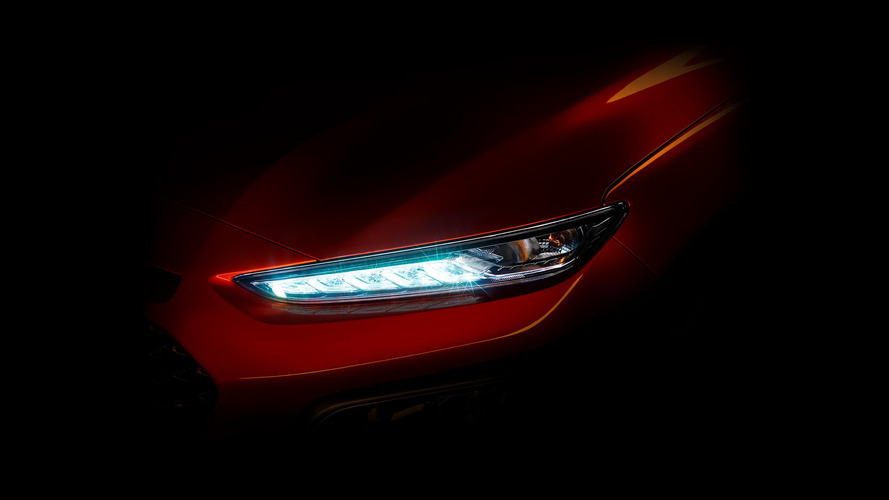 2018 Hyundai Kona Small SUV Name Announced
