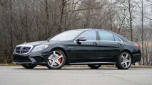 2017 Mercedes-AMG S63 Sedan: Review