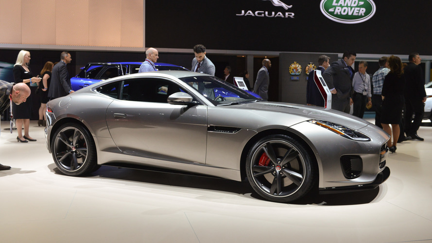 Do You Think The Jaguar F-Type Four-Cylinder Sounds Good?