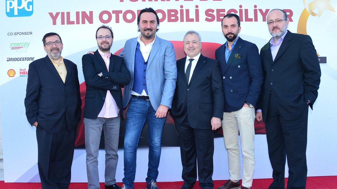 2017 Türkiye Yılın Otomobili