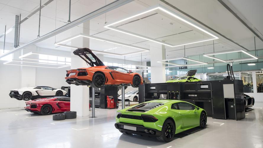 Pas de nouvelle Lamborghini avant 2022