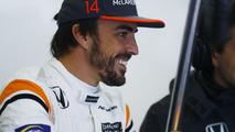 Fernando Alonso'nun Indy 500 aracı