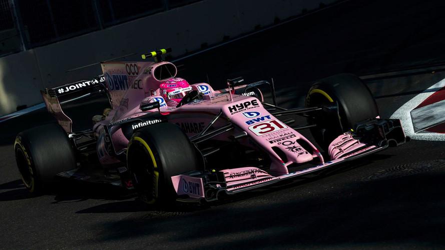 Force India da el primer paso para cambiar su nombre a Force One