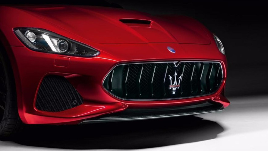 Revised Maserati GranTurismo Debuts at New York Stock Exchange