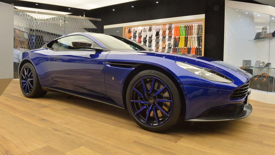 DB11 Q by Aston Martin (2017)