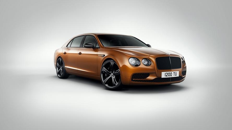 Bentley Flying Spur W12 S, 626 bg'lik motorla görücüye çıktı
