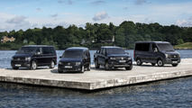 Volkswagen gamme de véhicules utilitaires