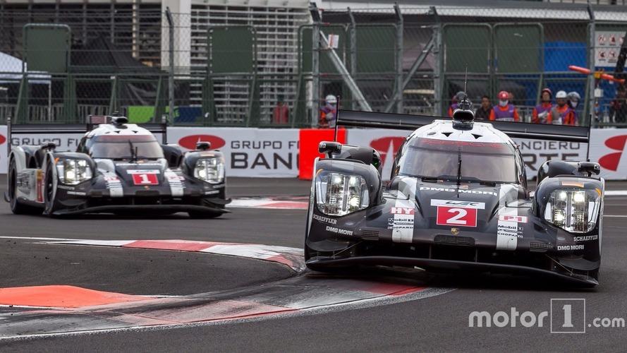 WEC : Porsche dans la position du chassé, dans la fournaise d'Austin