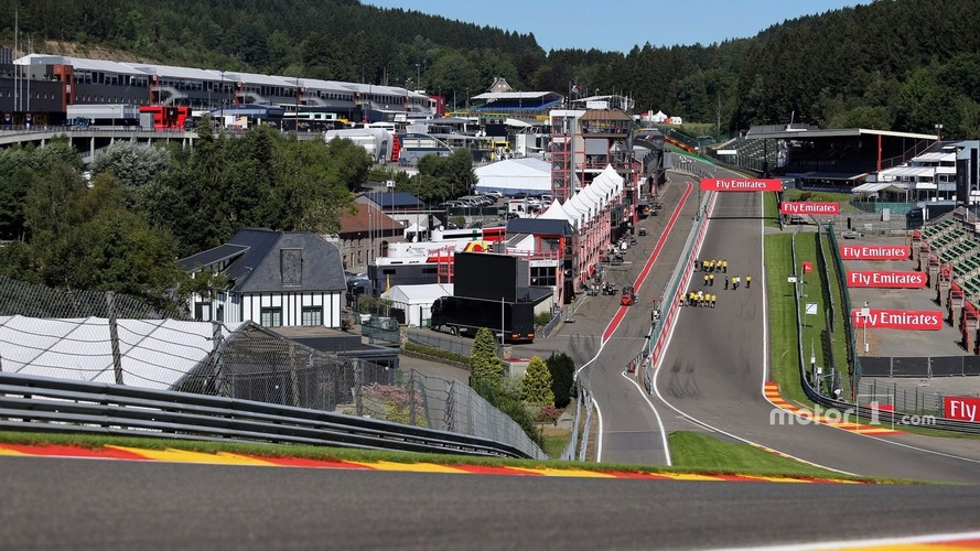 F1 Belgian Grand Prix - Qualifying (Live Commentary)