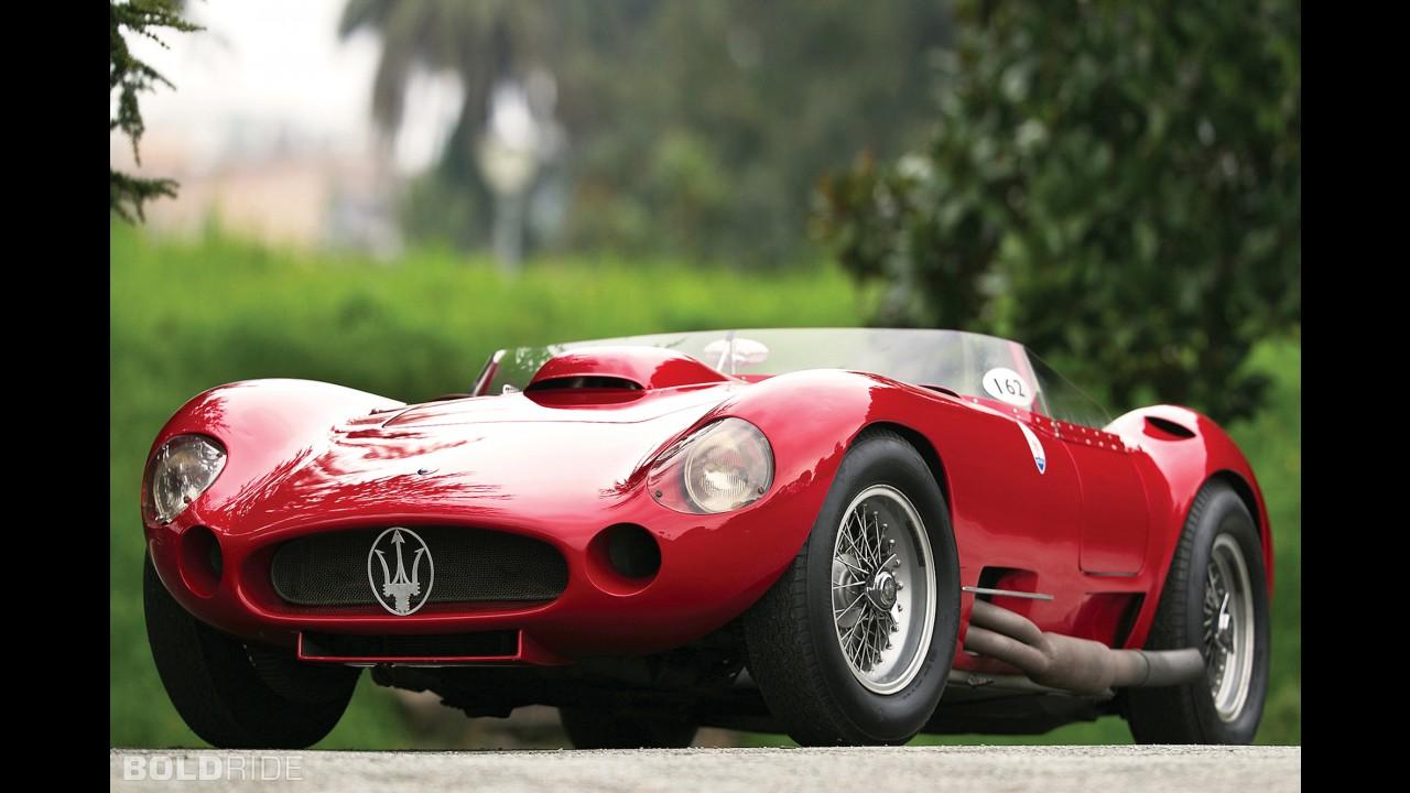 Maserati 450S Prototype by Fantuzzi