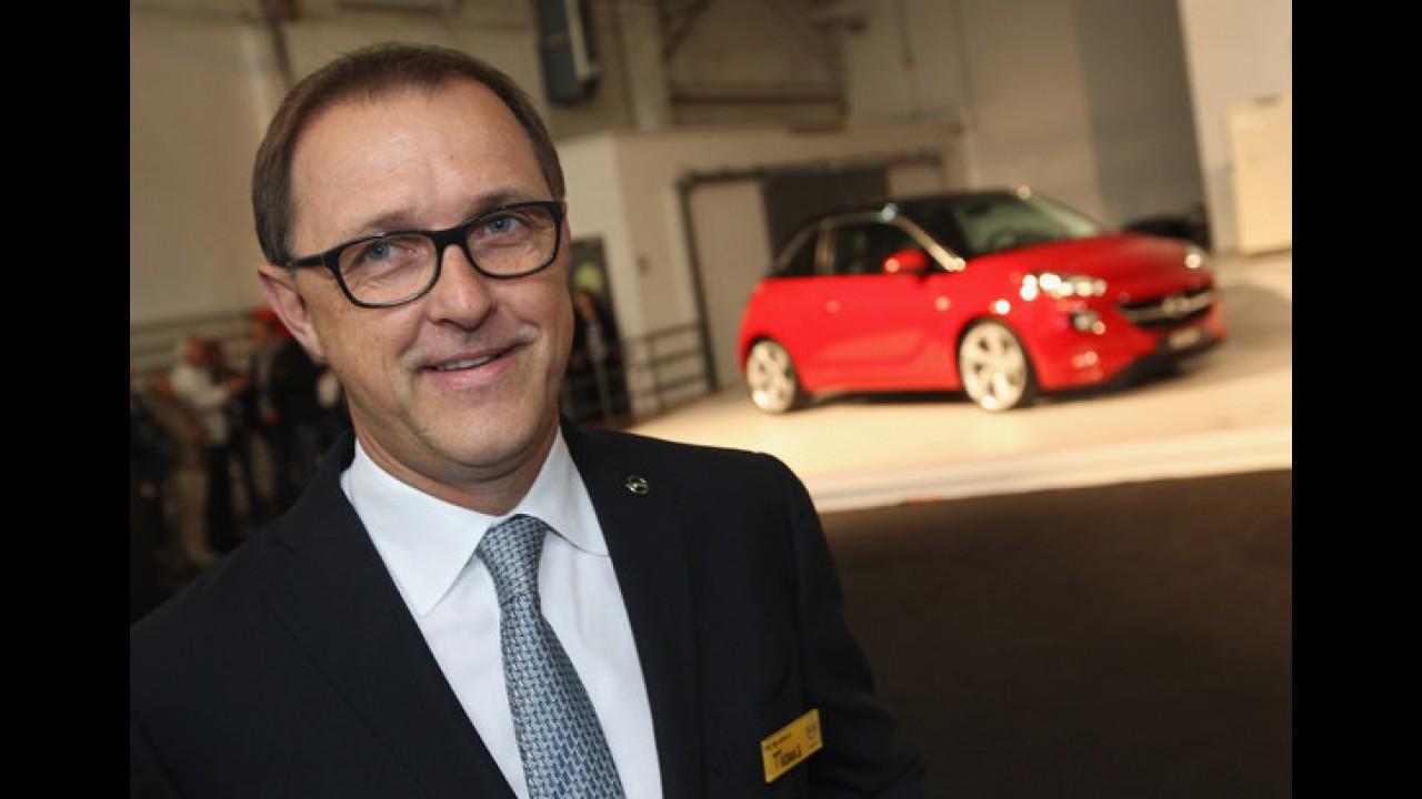 Eski Opel CEO'su, Volkswagen Baş Stratejisti Oldu