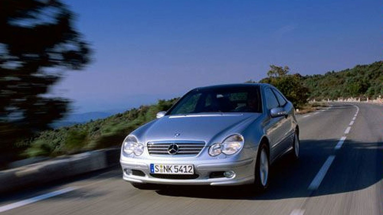 MB C200 CDI Sports Coupe