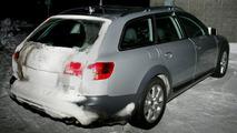 New Audi A6 Allroad Spy Photos