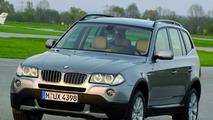 BMW X3 Facelift Revealed