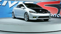 Honda Civic Si Concept Unveiled