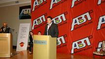 Hans Jürgen Abt Opening Abt Sportsline Japan