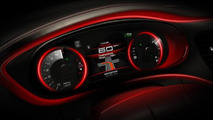 2013 Dodge Dart Interior teaser