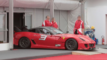 Ferrari 599XX Evolution first shakedown at Suzuka [video]