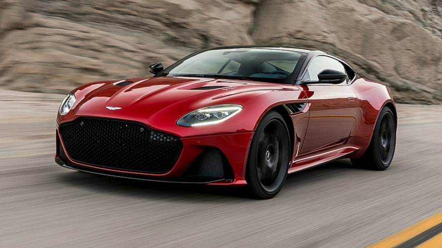 Aston Martin DBS Superleggera, la super GT