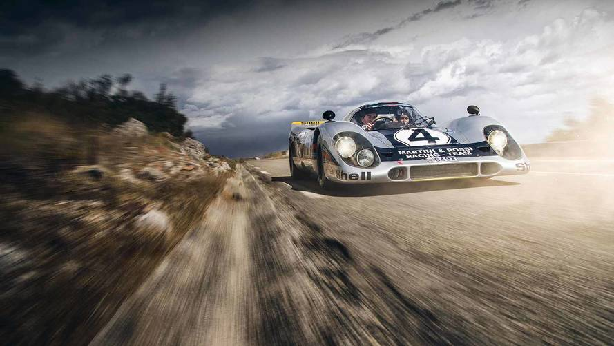 This Porsche 917 May Not Look Road-Legal, But It Is