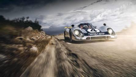 Descubre este Porsche 917K homologado para circular por carretera