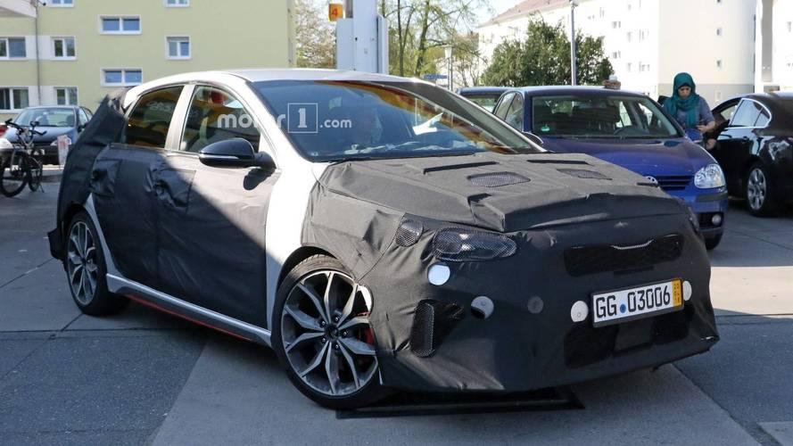 Yeni Kia Ceed GT 2019'da geliyor