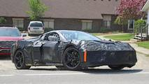 2020 Chevrolet Corvette Spy Photos