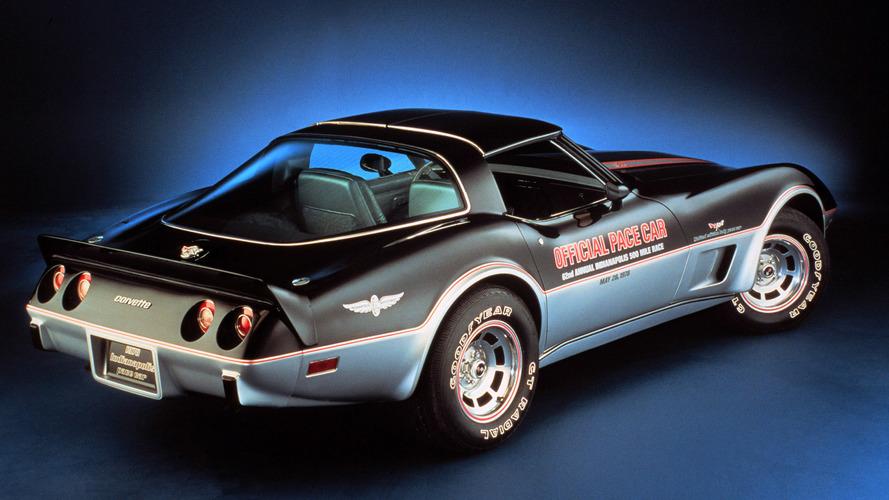 Chevrolet Corvette Indianapolis 500 Pace Cars