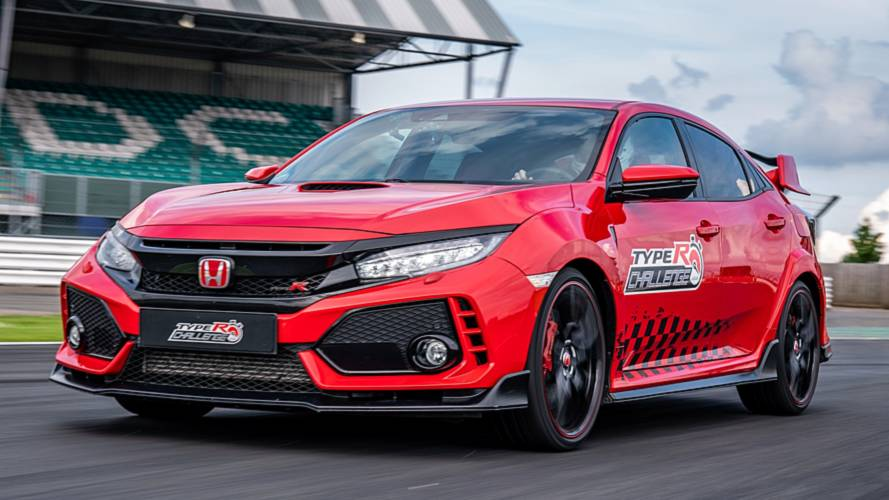 Honda Civic Type R Claims Lap Record At Silverstone