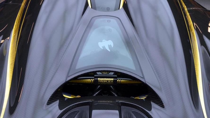 Koenigsegg Agera S Hundra teased for Geneva