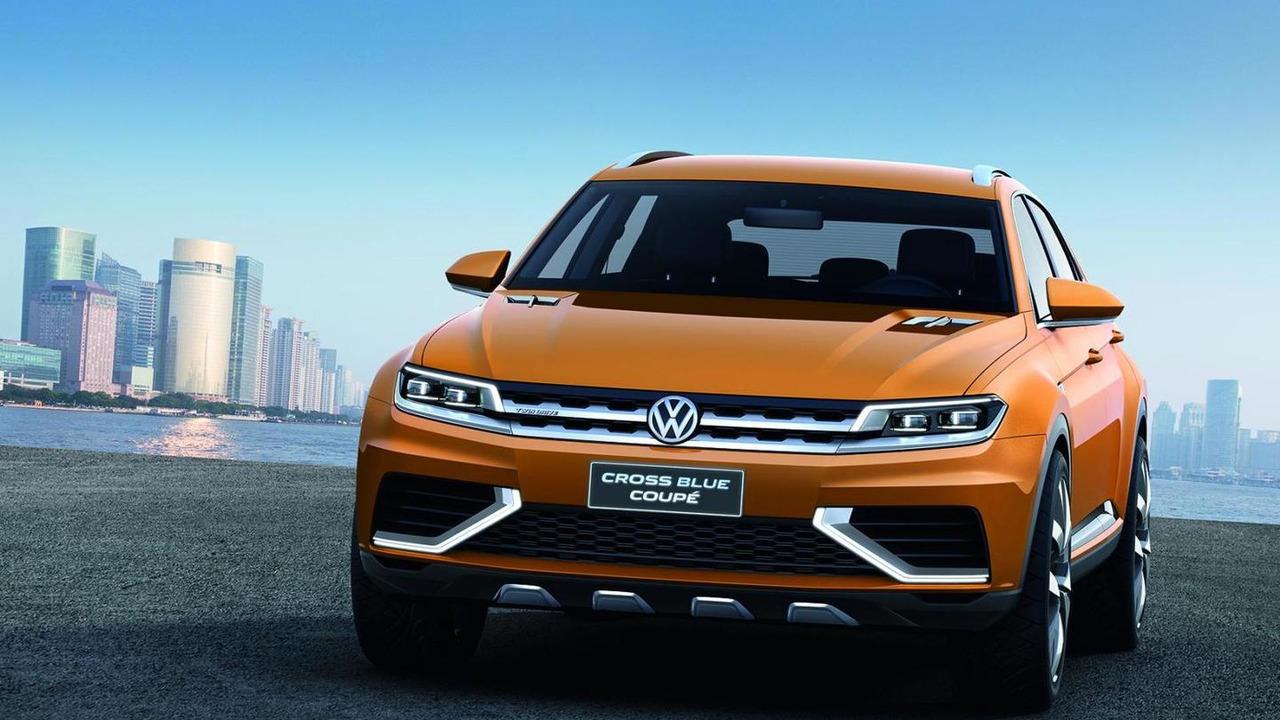 2013 Volkswagen CrossBlue Concept