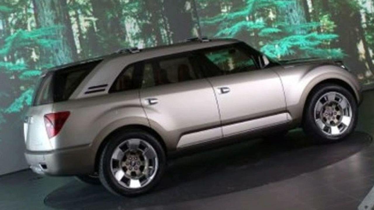 2005 Kia KCD II Mesa Concept