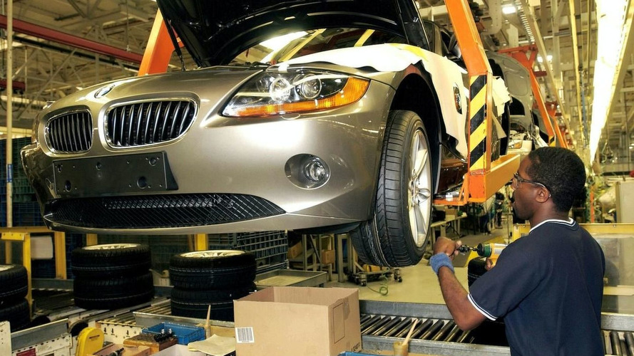 BMW To Move Z4 Production To Europe