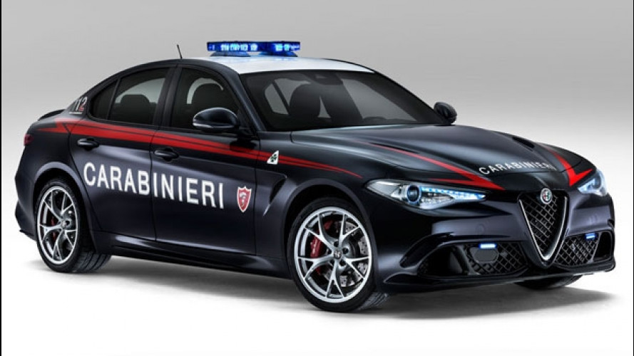 Alfa Romeo Giulia Quadrifoglio è la nuova
