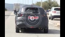Nuova Nissan Micra, le foto spia