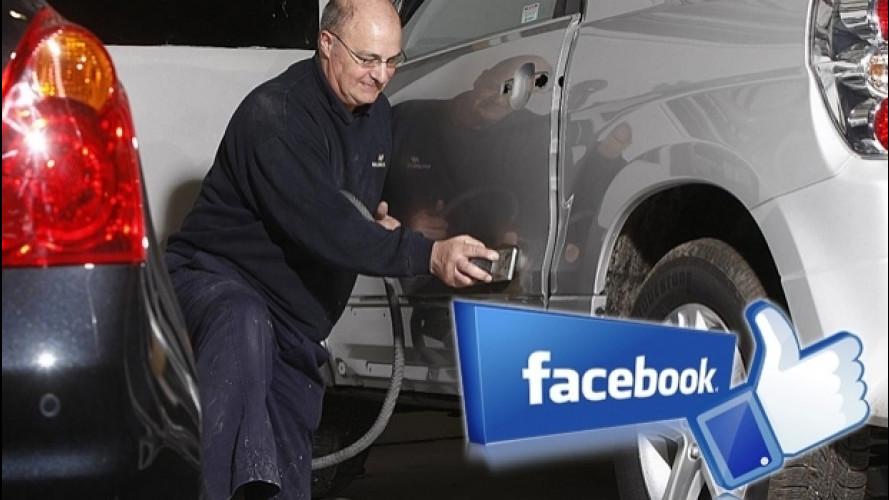 """Per officine e ricambi il business è sempre più """"social"""""""