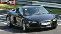 Audi R8 V10 Spotted at Nurburging