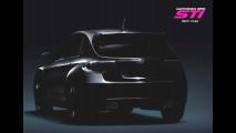 Subaru Impreza STI lato B