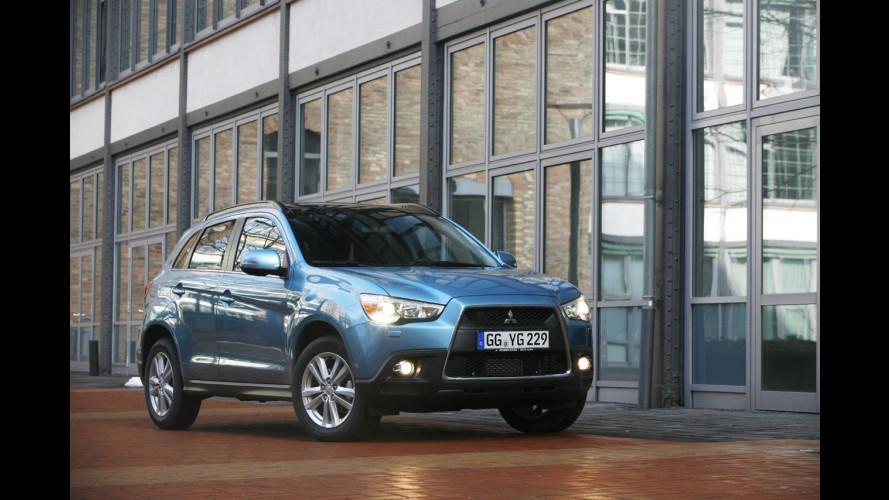 Accordo PSA-Mitsubishi per il piccolo SUV