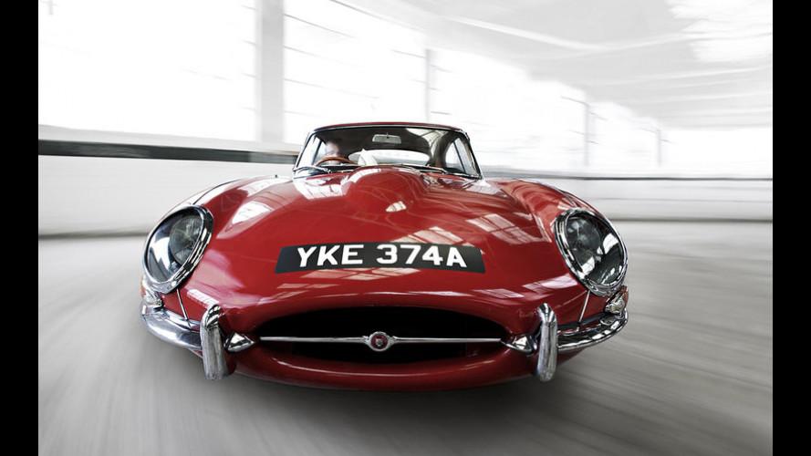 La piccola Jaguar Roadster sarà a Francoforte