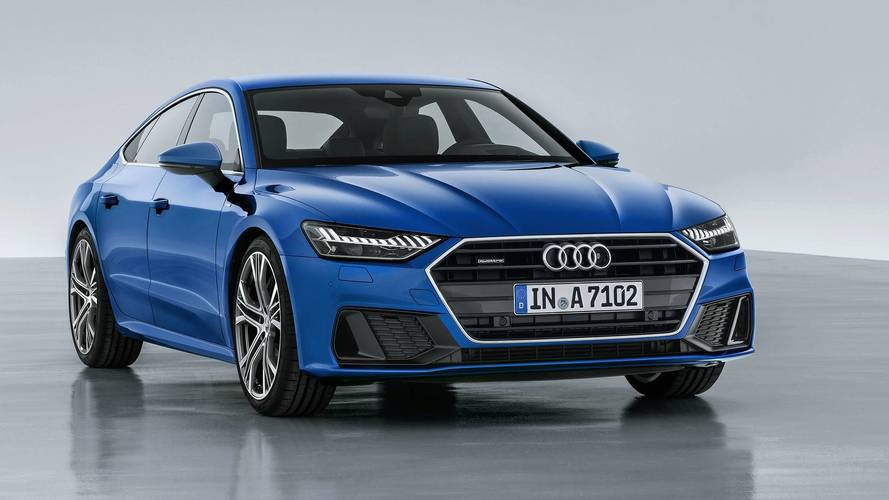 Take A Good Look At The All-New Audi A7 In 9 Official Videos