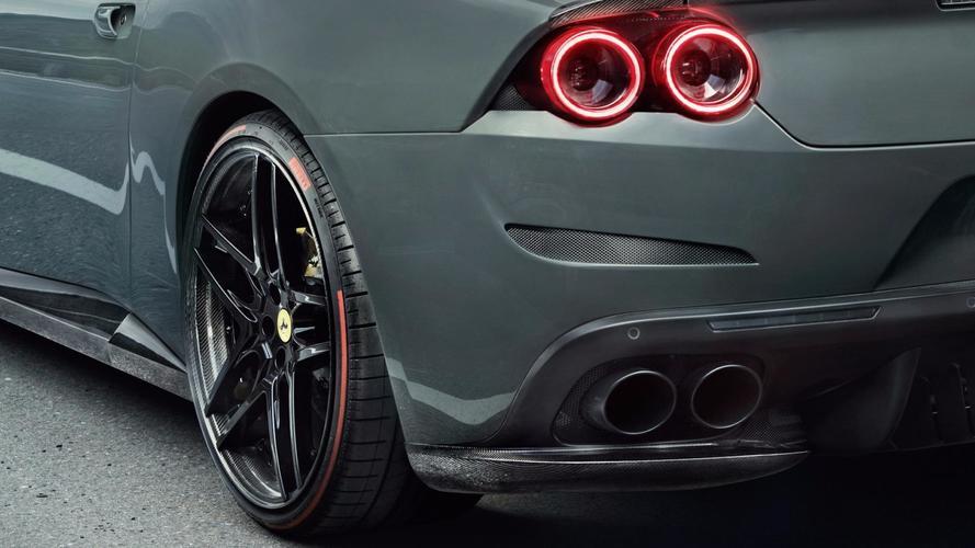 Novitec Ferrari GTC4Lusso T