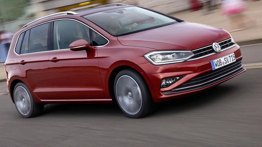 Makyajlı Volkswagen Golf Sportsvan Frankfurt'ta tanıtılacak