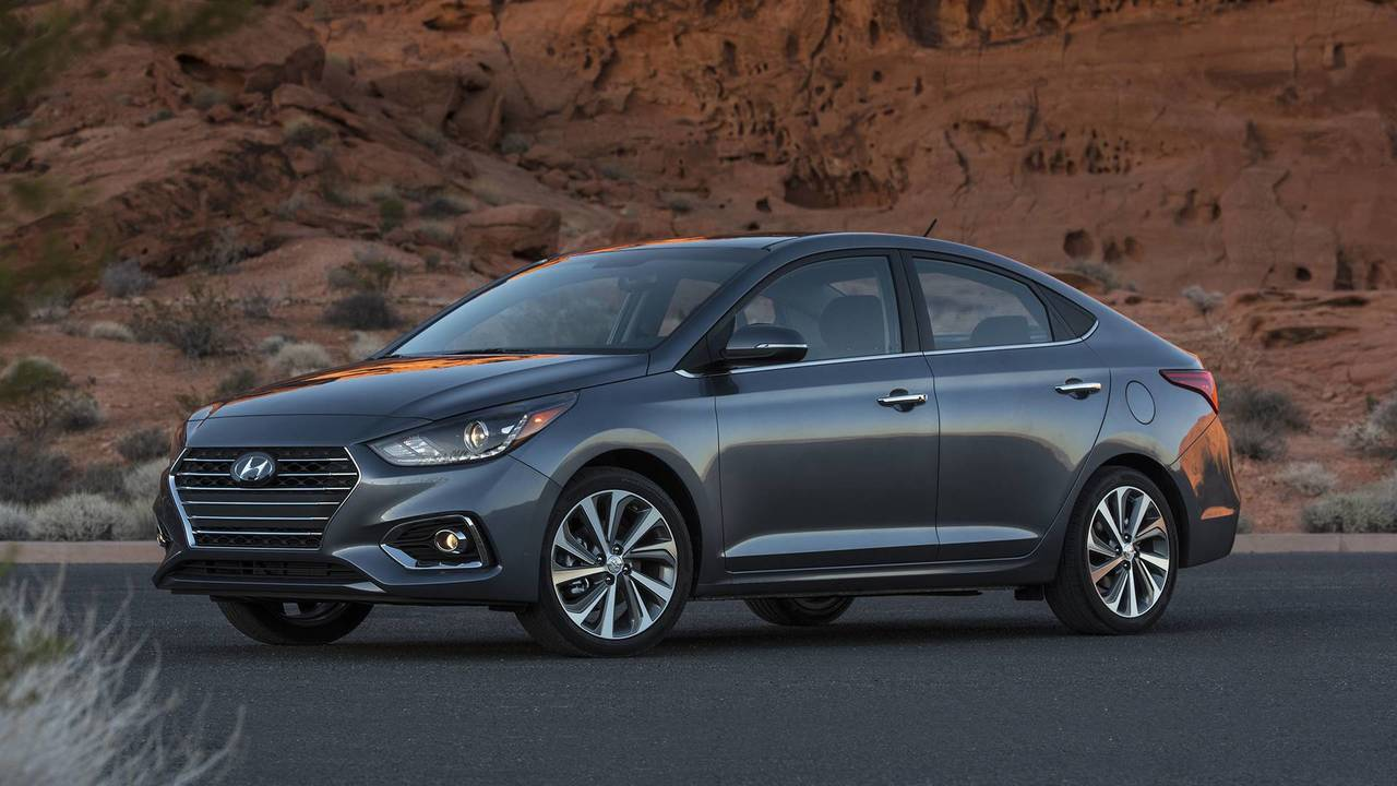 2018 Hyundai Accent First Drive Cheap Refinement