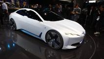 BMW i Vision Dynamics - Frankfurt